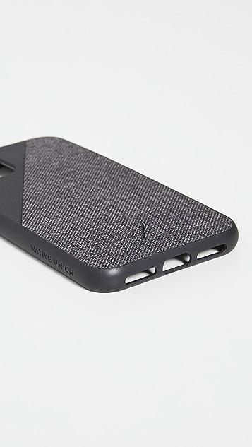 Native Union Clic Canvas iPhone 11 Pro Case
