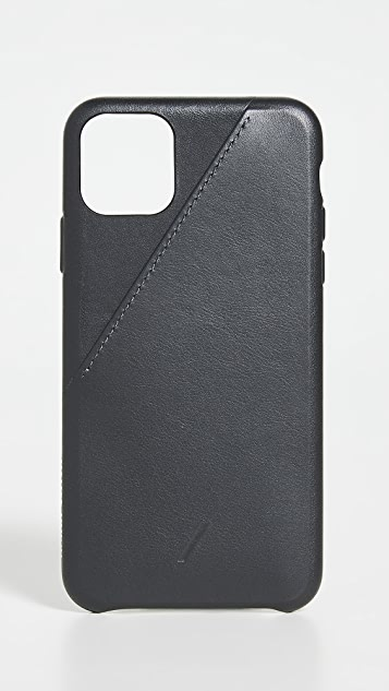 Native Union Clic iPhone 11 Pro Max Phone Case
