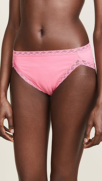 Natori Bliss French Cut Panties 3-Pack