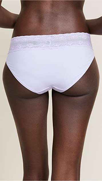 Natori Bliss Perfection V Kini Panties 3-Pack