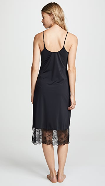 Natori 绕脖款衬裙