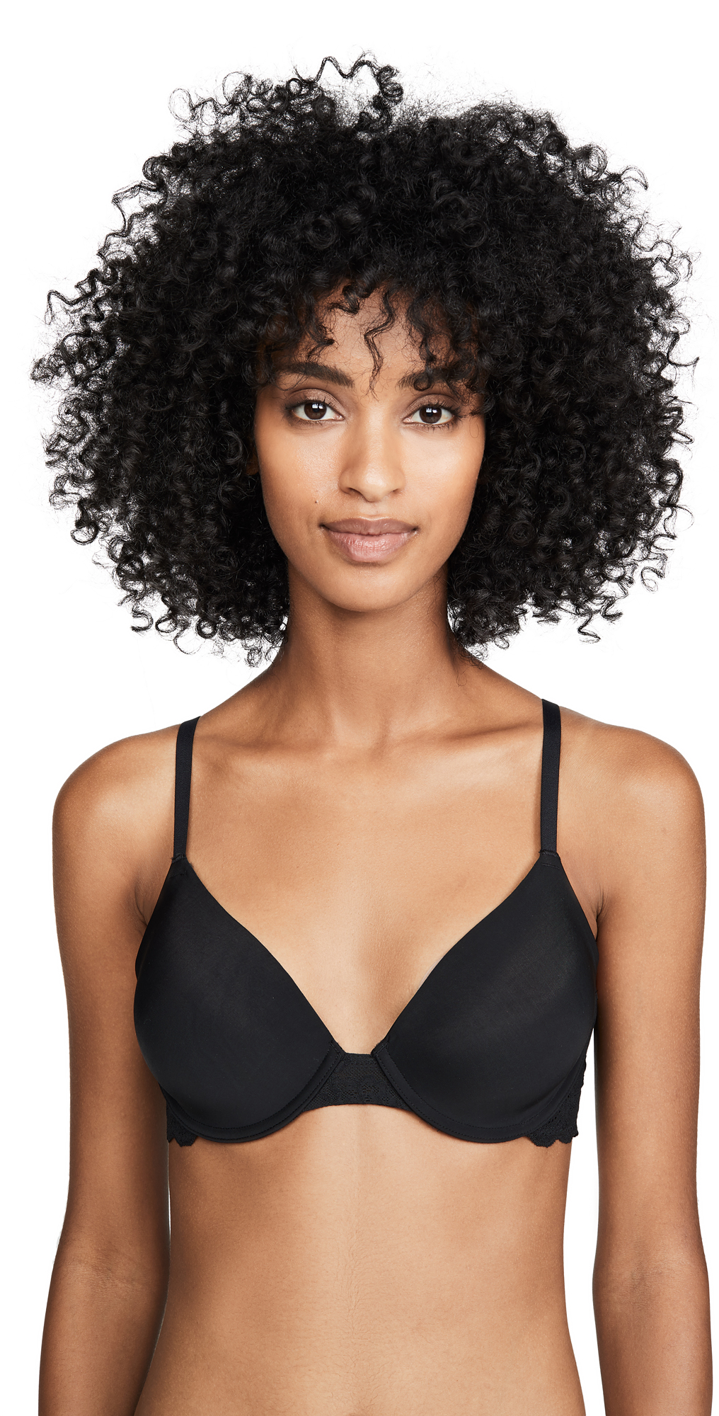 Natori Plush Full Fit Contour Underwire Bra
