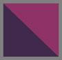 насыщенный фиолетовый/фиолетовая шелковица