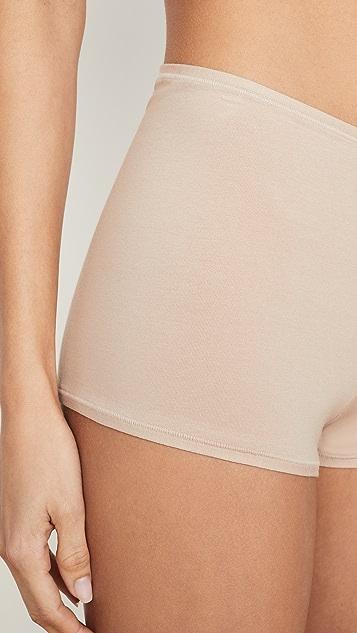 Natori Bliss Comfort 3 条装平角短裤