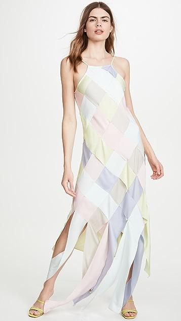 Naya Rea Natalia Laser Dress