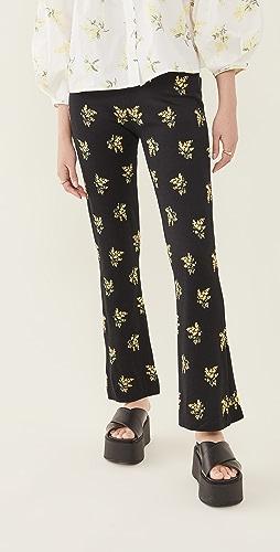 Naya Rea - Vita Jacquard Knit Pants