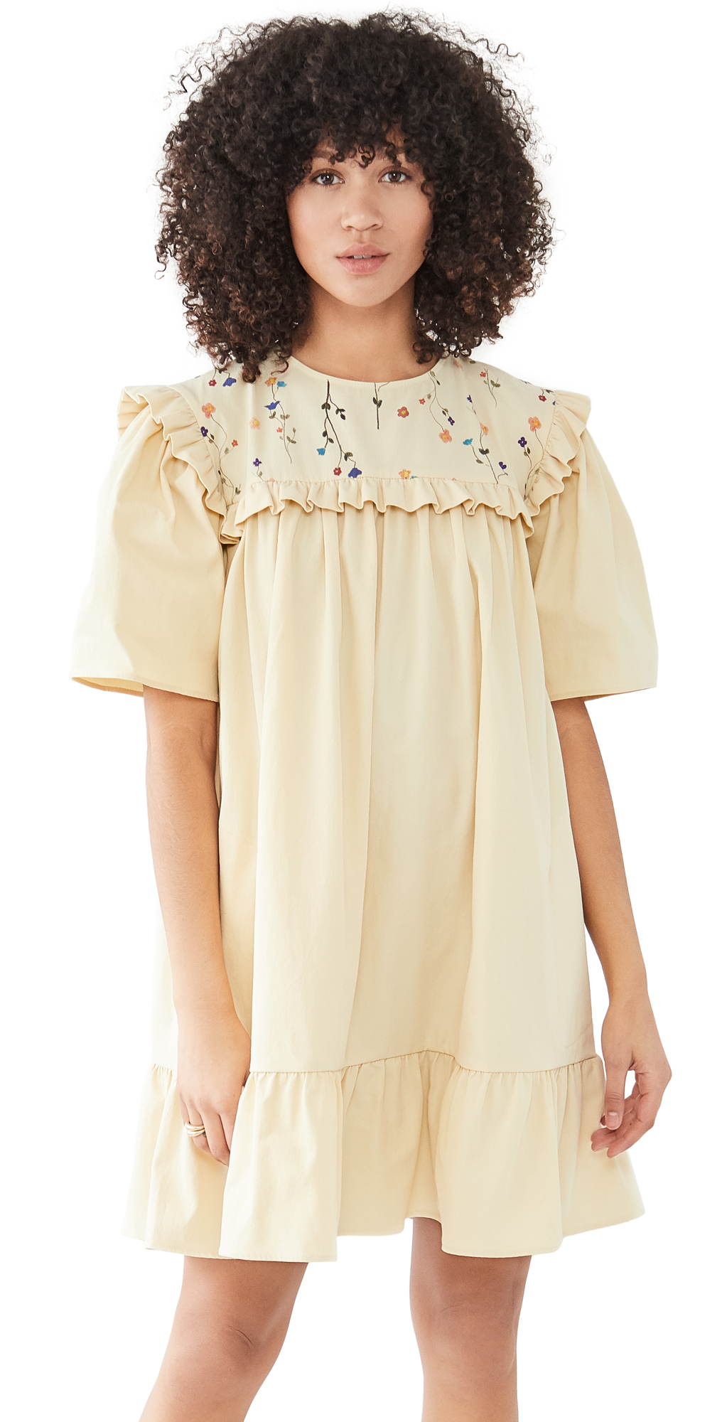 Naya Rea Mara Dress with Side Pockets