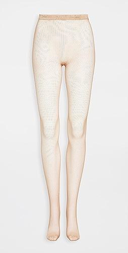 Nude Barre - 渔网裤袜
