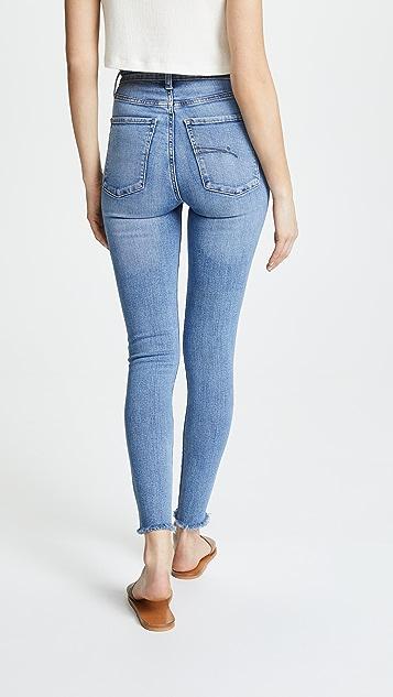 Nobody Denim The Siren Super High Rise Skinny Jeans