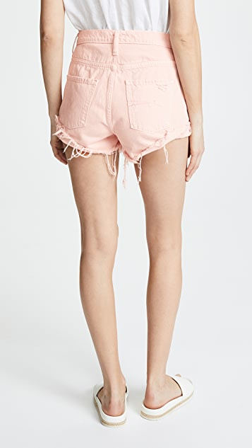 Nobody Denim The Boho Shorts