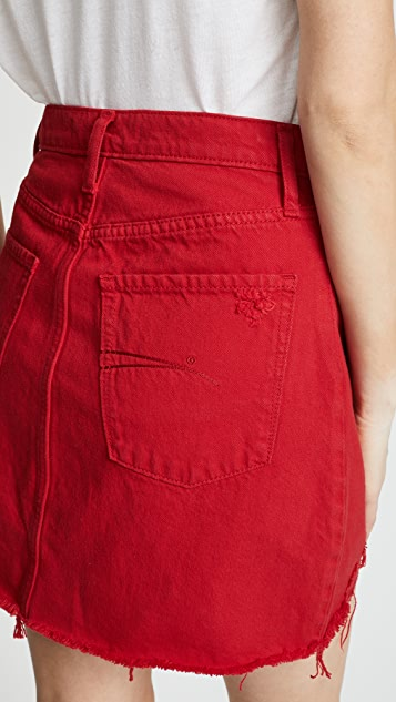 Nobody Denim The Piper Denim Skirt