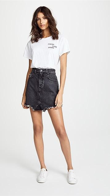 Nobody Denim The Edge Skirt