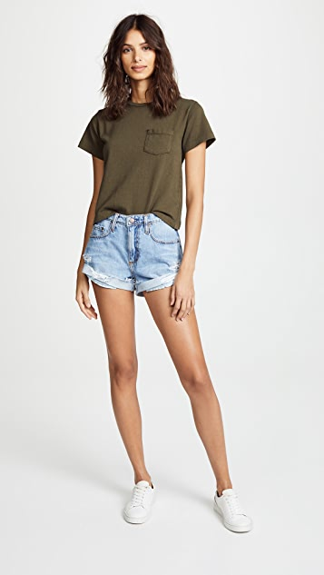 Nobody Denim Boho Shorts