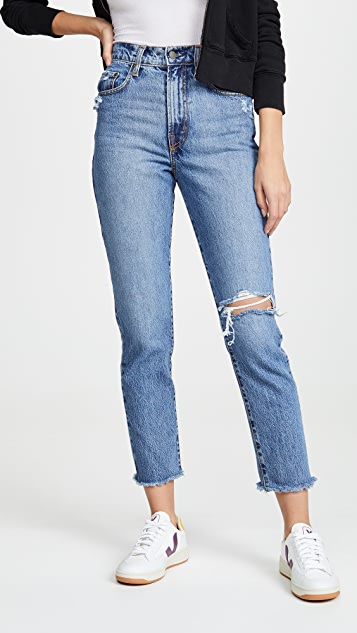 Nobody Denim Frankie Ankle Jeans