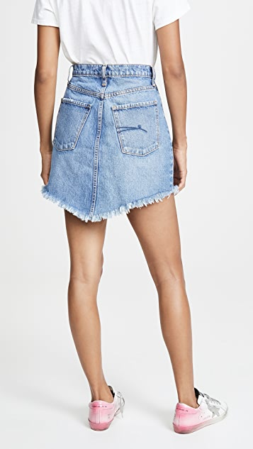 Nobody Denim The Edge Skirt