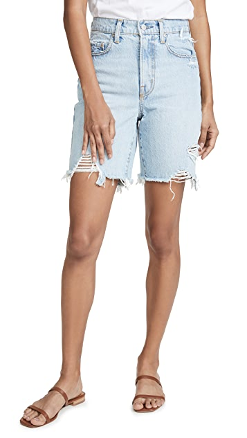 Nobody Denim Tyler Shorts