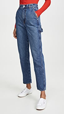 Studio Straight Leg Jeans