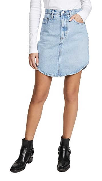Nobody Denim Короткая юбка Tidal