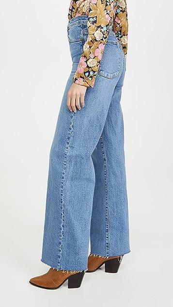 Nobody Denim Milla Long Jeans