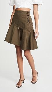 Nobody Denim Yama Skirt