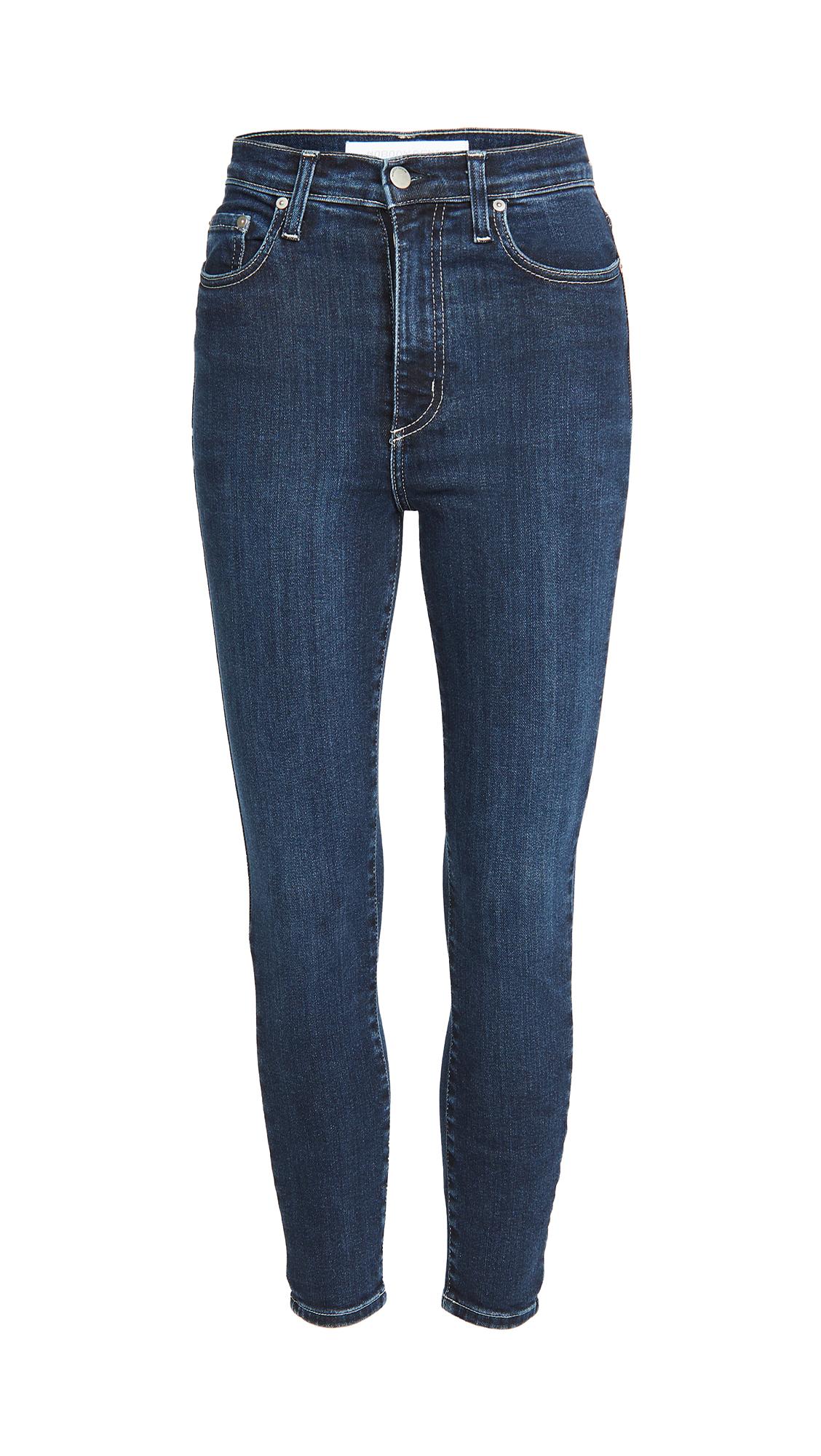 Nobody Denim Siren Skinny Ankle Petite Jeans