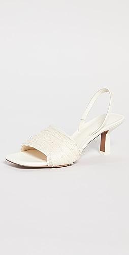 NEOUS - Syrma 露跟鞋