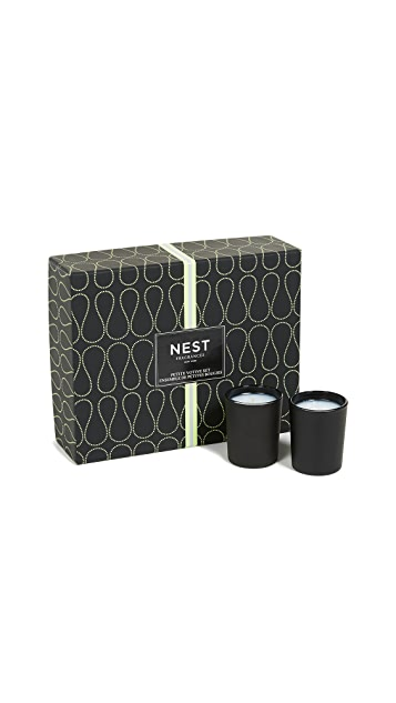 Nest Fragrance Petite Votive Set