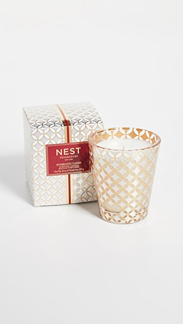 Nest Fragrance Classic Candle Pink Champagne Scent