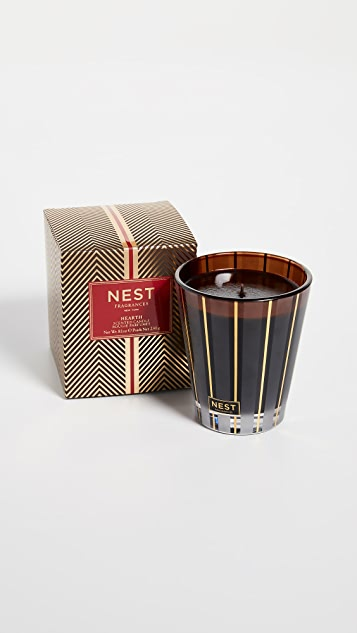 Nest Fragrance Classic Candle Wintertime Fire Scent