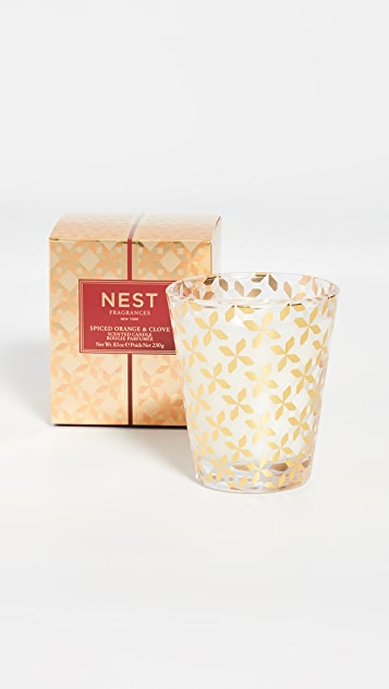 Nest Fragrance Spiced Orange and Clove Classic Candle