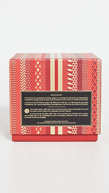 Nest Fragrance Holiday 3 Wick Candle