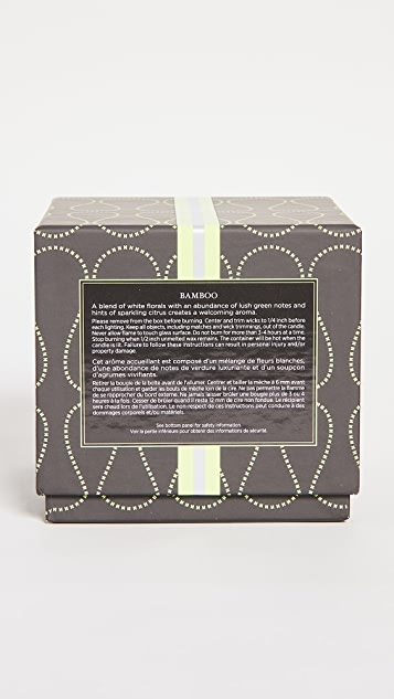 Nest Fragrance Bamboo Scent 3 Wick Candle