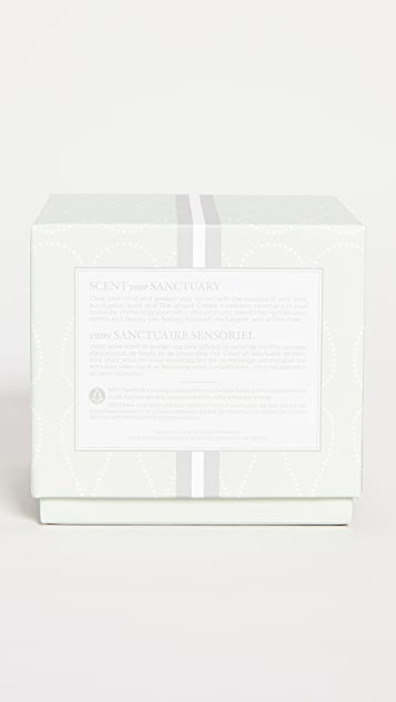 Nest Fragrance Wild Mint & Eucalyptus 3 Wick Candle