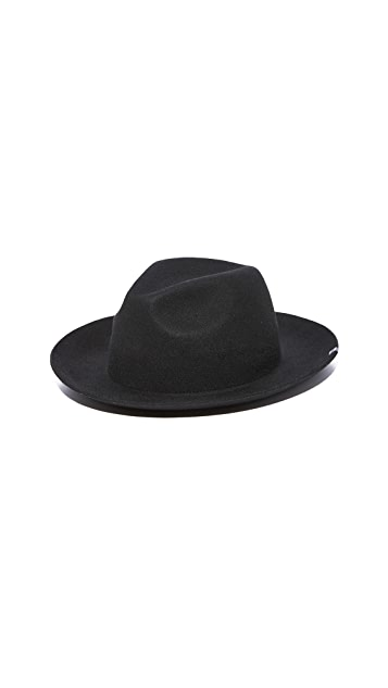 New Era Wide Brim Fedora