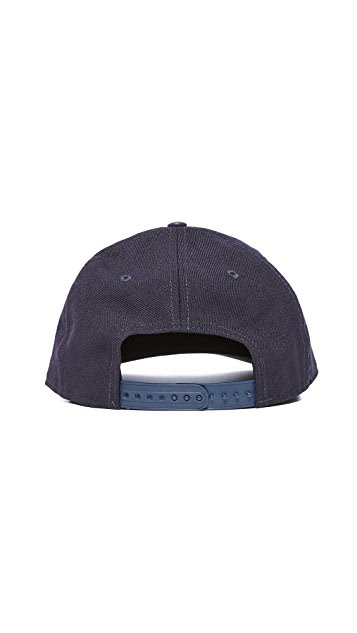 New Era Low Profile Snapback Cap