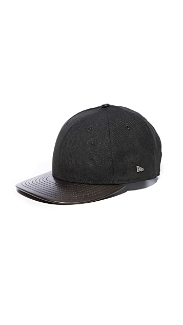 New Era East Dane Low Profile Snapback Cap
