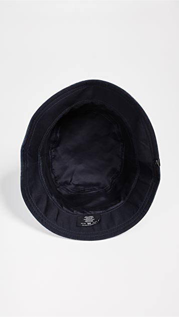 e8c90ab12 Dyed Oxford Reversible Bucket Hat