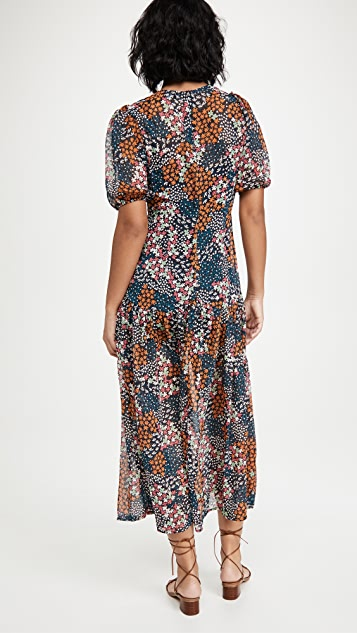 Never Fully Dressed Multi Lucy Lucia Dress