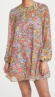 Never Fully Dressed Groovy Mini Dress