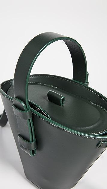 Nico Giani Nelia Mini Bucket Bag