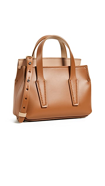 Nico Giani Duvalia Mini Top Handle Bag