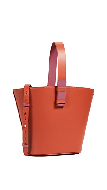 Nico Giani Nelia Large Bucket Bag