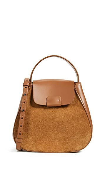 Nico Giani Myria Midi Top Handle Bag