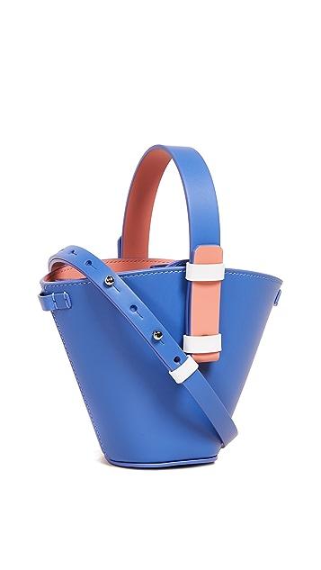 Nico Giani Маленькая сумка-ведро Nelia