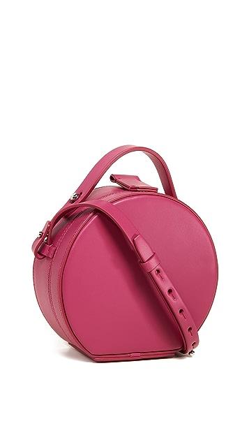 Nico Giani Миниатюрная круглая сумка Tunilla