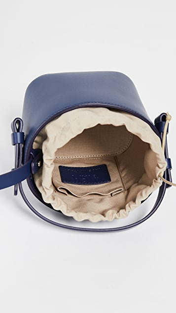 Nico Giani Миниатюрная сумка-ведро Adenia