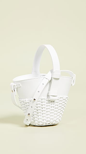 Nico Giani Nelia Mini Woven Bag
