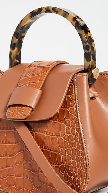 Nico Giani Миниатюрная сумка Myria с ручкой сверху