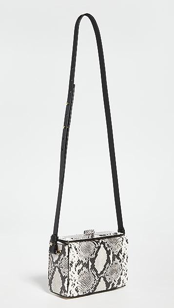 Nico Giani Миниатюрная объемная сумка Cerea