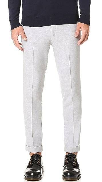 N.Hoolywood Slim Trousers